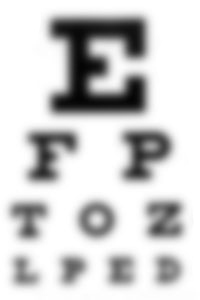 blurry-eyechart